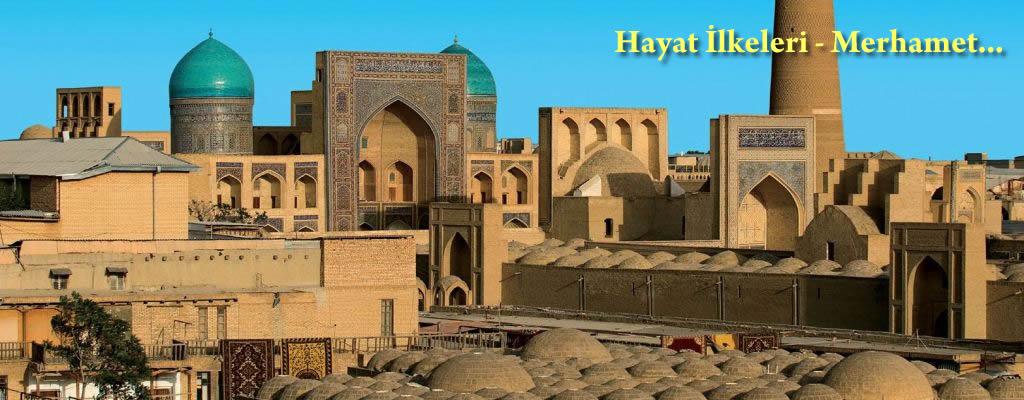Özbekistan Tarihi Mekanlar